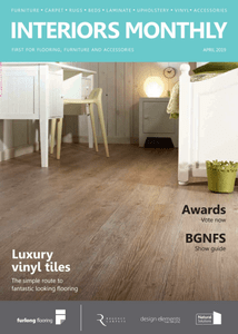 Interiors Monthly - April 2019
