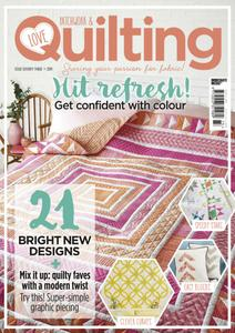 Love Patchwork & Quilting – August 2019