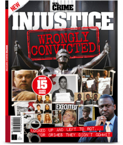 Real Crime – Injustice: Wrongly Convicted, 1st Edition 2018