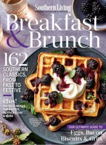Southern Living Bookazines – April 2019