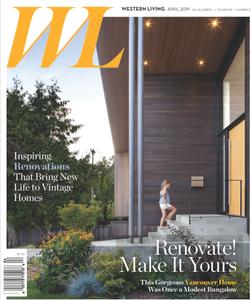 Western Living – April 2019