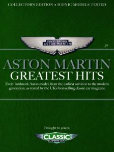 Classic & Sports Car UK – Aston Martin Greatest Hits 2018