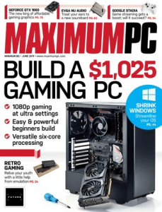 Maximum PC – June 2019