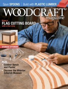 Woodcraft Magazine – June/July 2019