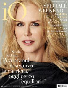 Io Donna del Corriere della Sera – 01 giugno 2019