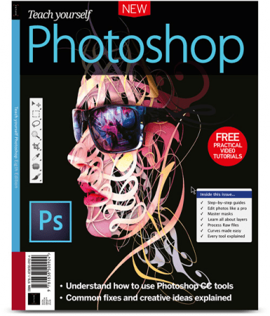 Future's Series: Teach Yourself Photoshop, 8th Edition 2019