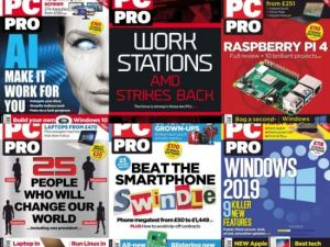 PC Pro – 2019 Full Year Issues Collection