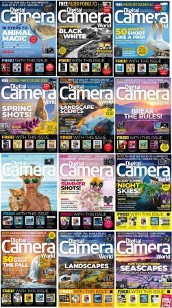 Digital Camera World – 2019 Full Year Collection Issues