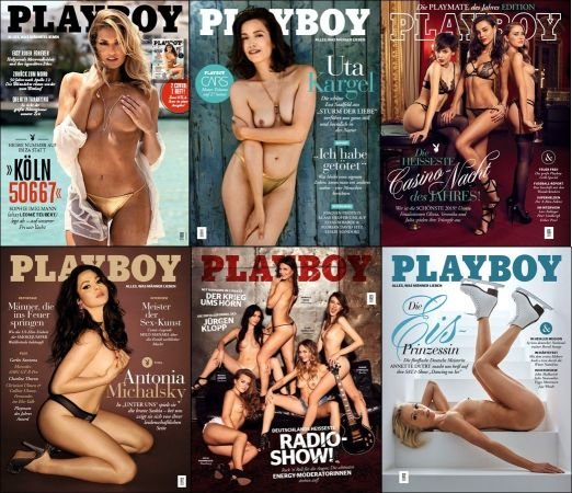 Playboy Germany - Full Year 2019 Collection