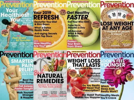 Prevention USA – Full Year 2019 Collection Issues