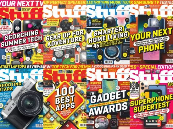 Stuff UK – Full Year 2019 Collection