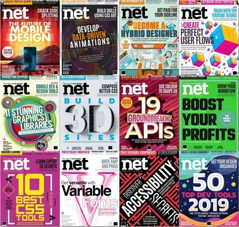 net - 2019 Full Year Issues Collection