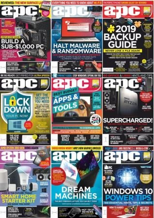 APC – 2019 Full Year Issues Collection