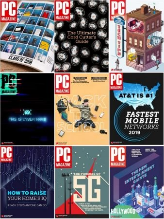 PC Magazine – 2019 Full Year Issues Collection