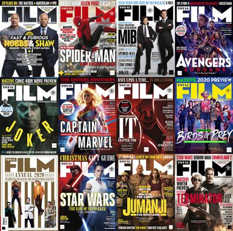 Total Film – 2019 Full Year Issues Collection