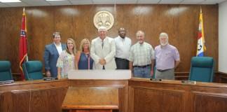 Magee Board of Alderman