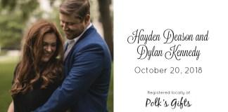 Hayden Deason and Dylan Kennedy