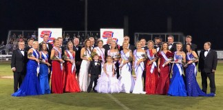 SCA Homecoming Court