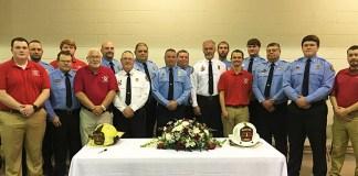 Magee Volunteer Fire Department