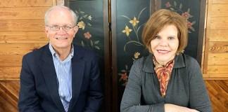 Jimmy Clyde & Sue Honea