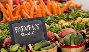 Farmer's Market In Magee