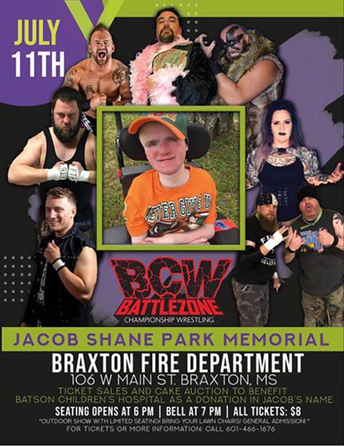 Braxton Fire Department