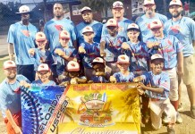 USSSA Global World Series Team