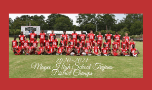 Magee Football @ home