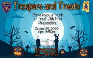 Troopers and Treats