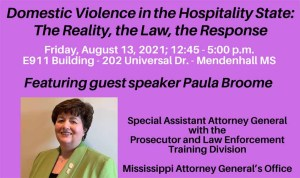 Domestic Violence in the Hospitality State