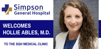 Hollie Ables Simpson General Hospital