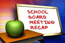 Simpson County School Board Recap