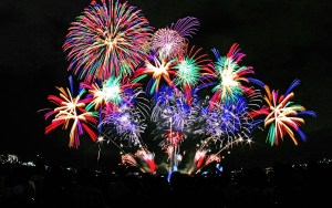 Fireworks Show @ the Sports Complex