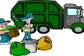 No Garbage Pickup Thursday or Friday