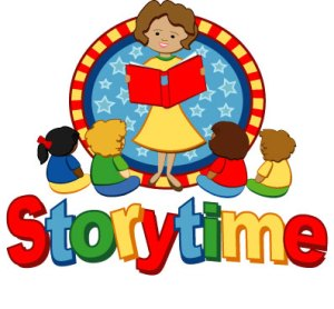 Story Time @ Magee Library