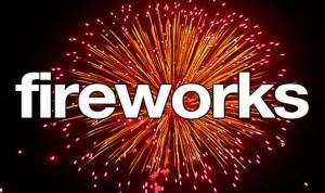 Fireworks show @ Sportsplex