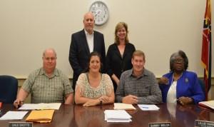 Simpson County School Board Meeting