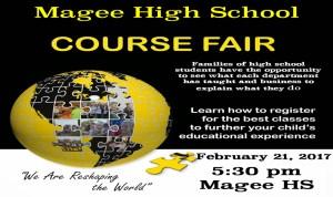 Magee High School Course Fair