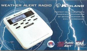 WLBT Programming Weather Radios @ Walgreens