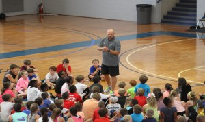 Co-lin Basketball Camp