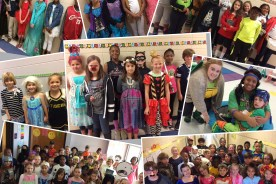 Book Character Dress-Up Day