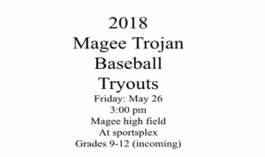 MHS Baseball Tryouts