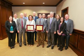 Right of Way and Information Systems Receive FHWA Award