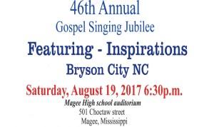 Gospel Singing Jubilee