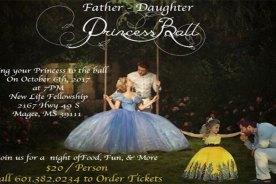 Father Daughter Princess Ball