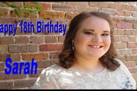 Happy Birthday, Sarah Berry