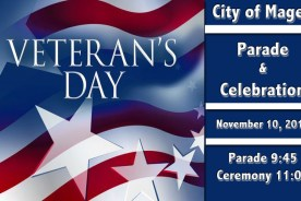 Veterans Day Parade and Celebration