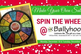 Spin That Wheel!!!!!