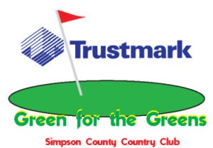 Trustmark Green for the Greens Golf Tournament