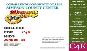 College for Kids @ Co-Lin